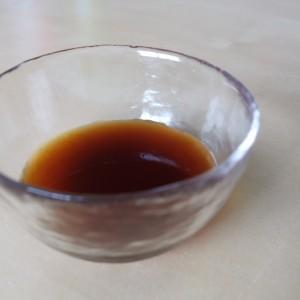 ポン酢のレシピ