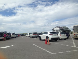 美ヶ原 山本小屋駐車場の写真