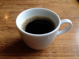 清里高原のチーズケーキファクトリーの0円コーヒー